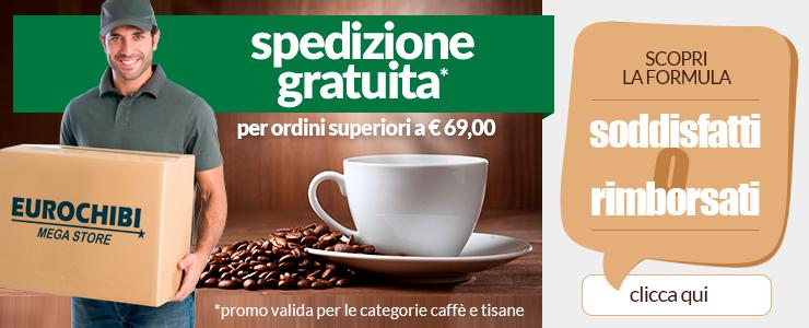 Caffè in capsule per nespresso