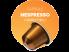 Gallery: PIPITA MACCHINA DA CAFFÈ PER CAPSULE - COMPATIBILE NESPRESSO - COLORE ARANCIONE + 100 CAPSULE CAFFÈ MORENO IN OMAGGIO