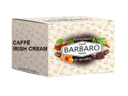 CAFFÈ IRISH CREAM BARBARO - Box 20 CIALDE ESE44 da 7.5g
