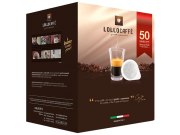 LOLLO CAFFÈ - MISCELA CLASSICA - Box 50 CIALDE ESE44 da 7.5g