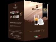 LOLLO CAFFÈ - MISCELA NERA - Box 50 CIALDE ESE44 da 7.5g