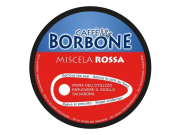 CAFFÈ BORBONE - MISCELA ROSSA - Box 90 CAPSULE COMPATIBILI DOLCE GUSTO da 7g