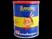 CAFFÈ PASSALACQUA HAREM - GUSTO UNICO - 100% ARABICA - LATTINA 250g MACINATO
