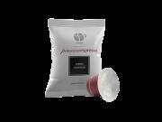 LOLLO CAFFÈ - PASSIONESPRESSO NERO - Box 100 CAPSULE COMPATIBILI NESPRESSO da 5.5g