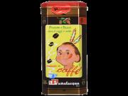 CAFFÈ PASSALACQUA MOANA - GUSTO MORBIDO - 100% ARABICA - LATTINA 1Kg MACINATO