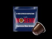 CAFFÈ MORENO NEX - ESPRESSO BLUE AROME - Box 100 CAPSULE COMPATIBILI NESPRESSO da 7g
