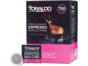 CAFFÈ TORALDO - MISCELA CLASSICA - Box 150 CIALDE ESE44 da 7g
