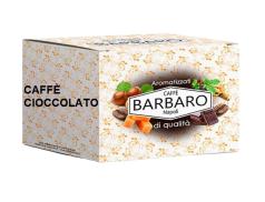 CAFFÈ CIOCCOLATO BARBARO - Box 20 CIALDE ESE44 da 7.5g