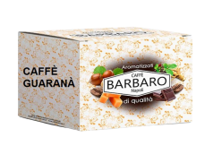 CAFFÈ GUARANÀ BARBARO - Box 20 CIALDE ESE44 da 7.5g