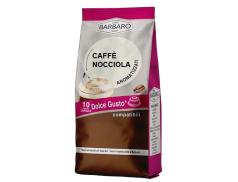 CAFFÈ NOCCIOLA BARBARO - 10 CAPSULE COMPATIBILI DOLCE GUSTO da 7g