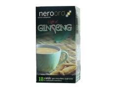 CAFFÈ GINSENG NEROORO - Box 18 CIALDE ESE44