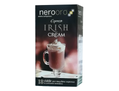 CAFFÈ IRISH CREAM NEROORO - Box 18 CIALDE ESE44