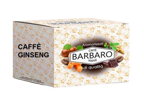 CAFFÈ GINSENG BARBARO - Box 20 CIALDE ESE44 da 7.5g