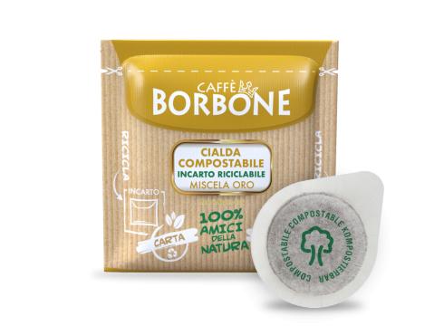CAFFÈ BORBONE - MISCELA ORO - Box 50 CIALDE ESE44 da 7.2g