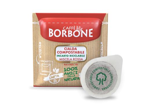 CAFFÈ BORBONE - MISCELA ROSSA - Box 150 CIALDE ESE44 da 7.2g