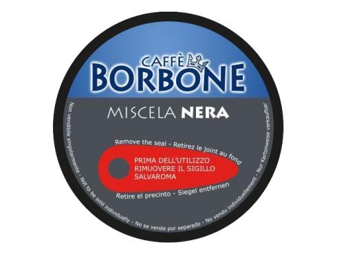 CAFFÈ BORBONE DOLCE RE - MISCELA NERA - Box 90 CAPSULE COMPATIBILI DOLCE GUSTO da 7g