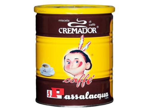 CAFFÈ PASSALACQUA CREMADOR - GUSTO CORPOSO - LATTINA 250g MACINATO
