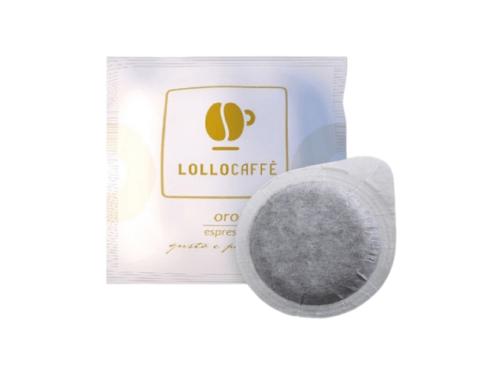 LOLLO CAFFÈ - MISCELA ORO - Box 150 CIALDE ESE44 da 7.5g