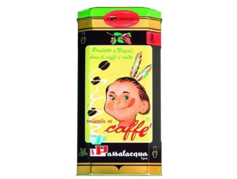 CAFFÈ PASSALACQUA MEHARI - GUSTO FORTE - LATTINA 1Kg MACINATO