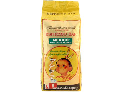 CAFFÈ PASSALACQUA MEXICO - ESPRESSO BAR - PACCO 1Kg IN GRANI