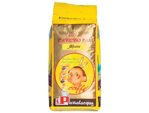 CAFFÈ PASSALACQUA MOANA - ESPRESSO BAR - PACCO 3Kg IN GRANI