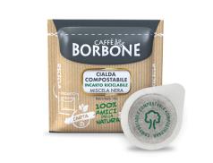 CAFFÈ BORBONE - MISCELA NERA - Box 50 PODS ESE44 7.2g