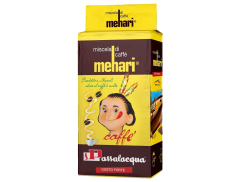 COFFEE PASSALACQUA MEHARI - GUSTO FORTE - PACKET 250g GROUND