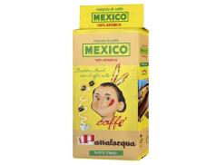 COFFEE PASSALACQUA MEXICO - GUSTO TONDO - 100% ARABICA - PACKET 250g GROUND