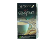 CAFÉ GINSENG NEROORO - Box 18 VAINAS ESE44