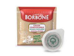 CAFFÈ BORBONE - MISCELA ROSSA - Box 150 VAINAS ESE44 7.2g