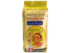 CAFÉ PASSALACQUA MISCELA NAPOLI GRAN CAFFÈ - ESPRESSO BAR - PAQUETE 1Kg GRANOS DE CAFÉ