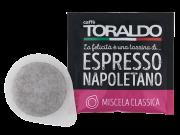 CAFFÈ TORALDO - MISCELA CLASSICA - Box 50 PADS ESE44 7g