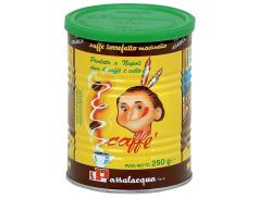 KAFFEE PASSALACQUA MEXICO - GUSTO TONDO - 100% ARABICA - ZINN 250g GEMAHLENER