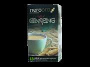 CAFÉ GINSENG NEROORO - Box 18 DOSETTES ESE44