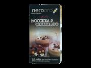CAFÉ NOISETTE & CHOCOLAT NEROORO NOCCIOLATO - Box 18 DOSETTES ESE44