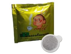 CAFÉ PASSALACQUA HABANERA - GUSTO CORPOSO - Box 200 DOSETTES ESE44 7.3g
