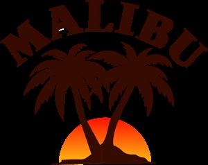 MALIBU CARIBBEAN RUM 1L